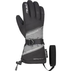 Reusch Demi R-TEX XT Handschoenen Dames, black/grey melange/silver